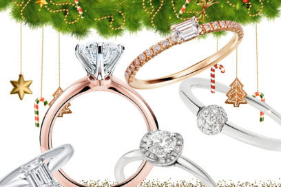 Anelli di fidanzamento: 10 modelli da trovare sotto l'albero