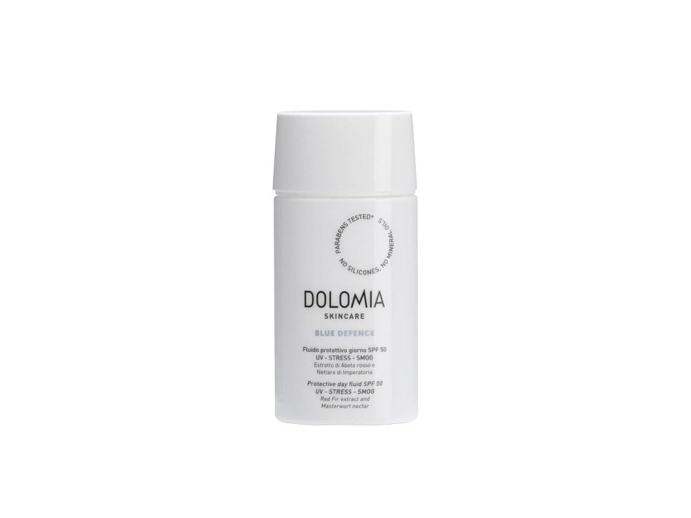 Dolomia_Fluido Protettivo Giorno UV, Stress, Smog SPF50