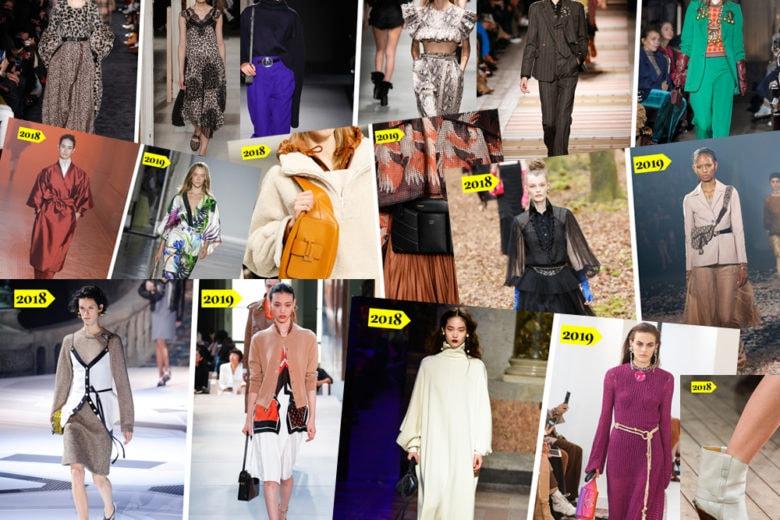 La moda che verrà: 10 trend del 2018 che indosseremo anche nel 2019