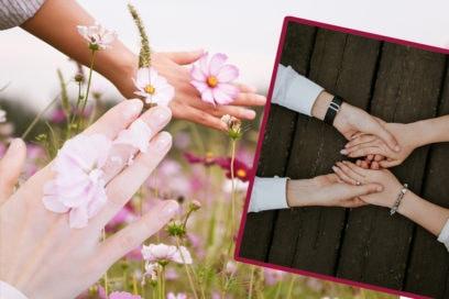 Voglia di nail art floreale? La tendenza vuole l'effetto 3D