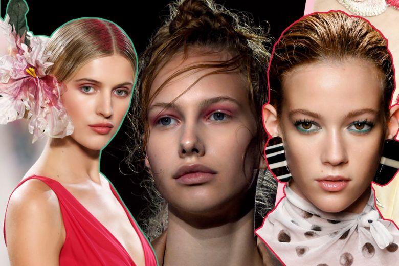Vuoi anticipare la primavera? Ecco 10 beauty look da provare subito!
