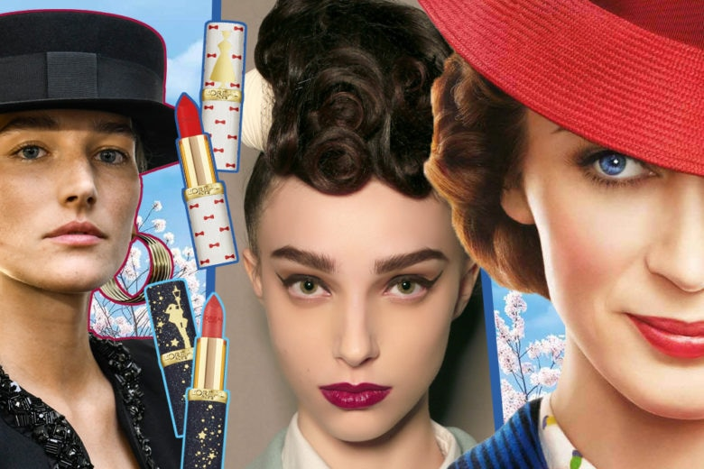 Mary Poppins torna al cinema e ispira il beauty