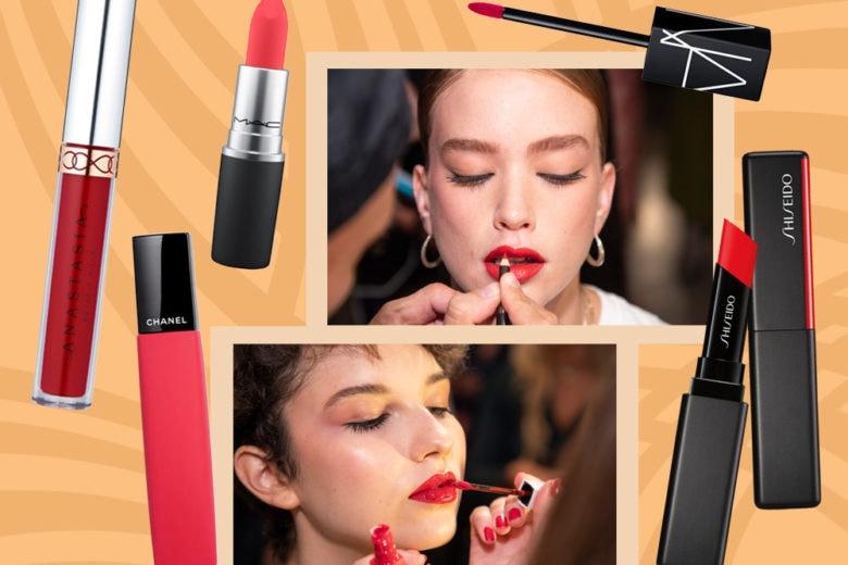 Portate il colore sulle vostre labbra per iniziare l'anno con il buonumore