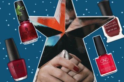 Smalti rossi di Natale: 7 nuance classiche per le vostra manicure delle Feste