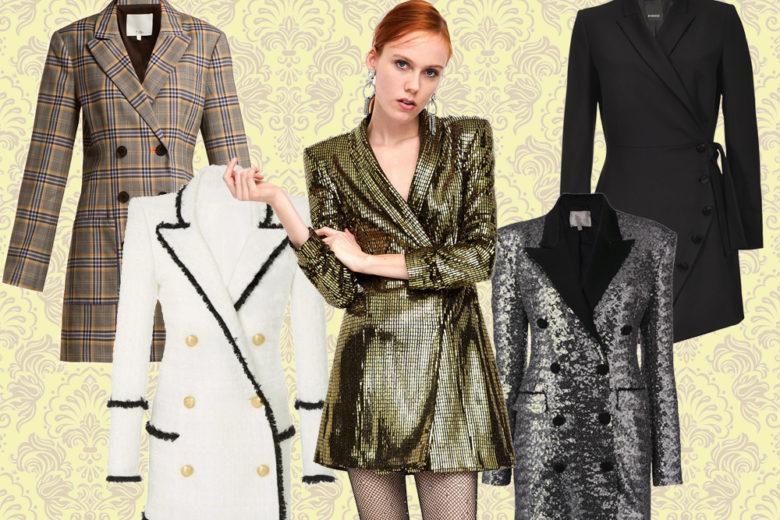 Blazer dress: tutto quello che dovete sapere sull'abito più desiderato del momento!