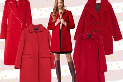 Il Natale si avvicina? Ci vuole un cappotto rosso!