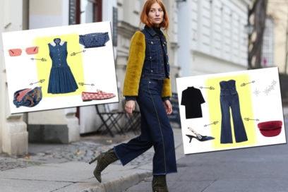 Total Denim: ecco come abbinare più elementi in jeans in un solo outfit!