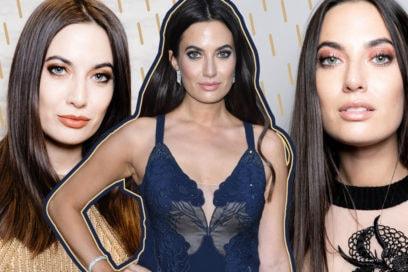 Giulia Valentina: i beauty look più belli, da copiare