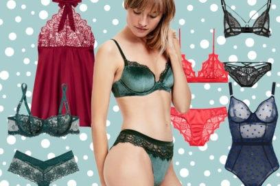 Intimo per le feste: la lingerie per Natale e Capodanno!