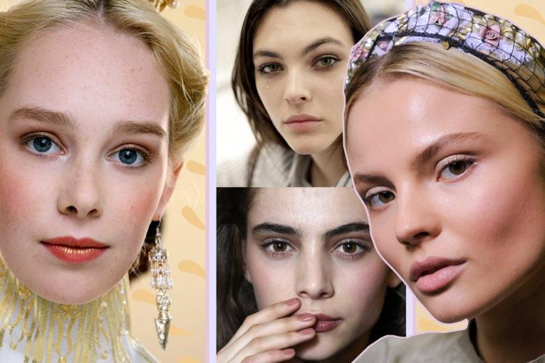 Amate il make up nude? Ecco come renderlo più luminoso per le feste