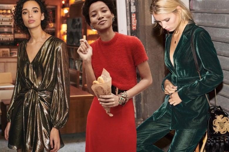 Rosso, verde o gold: di che colore vi vestirete a Natale?