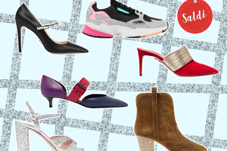Le scarpe must da acquistare con i saldi invernali