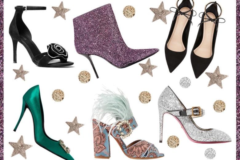"""Le """"party shoes"""" più belle da sfoggiare questo inverno"""