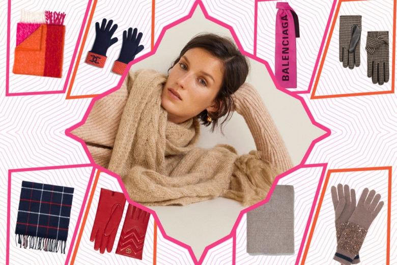 Non c'è sciarpa senza guanti: ecco gli abbinamenti più cool