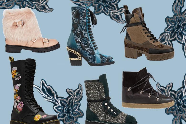 """Stivali invernali: quali sono i modelli più """"stylish"""" e """"cozy"""" dell'inverno 2018-2019?"""