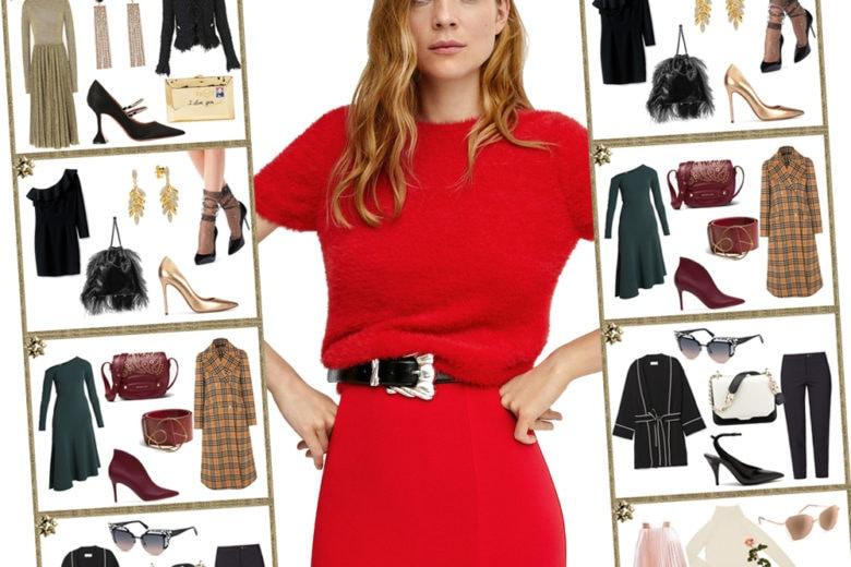 Come mi vesto a Natale? Ecco 5 proposte mix&match per affrontare le feste!