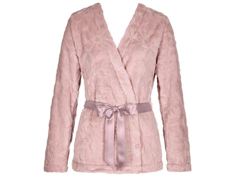 Embossed Robe