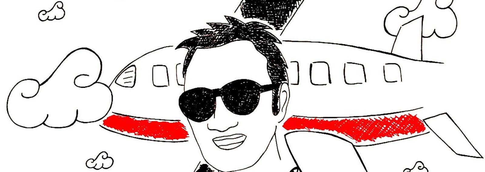FLIGHT...e non è il film con Denzel Washington