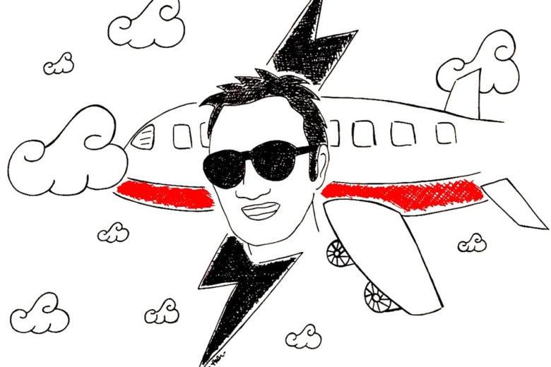 FLIGHT… e non è il film con Denzel Washington
