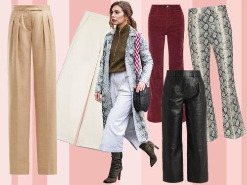 Pantaloni  i modelli di moda per il 2019 da avere subito! 757442643cd