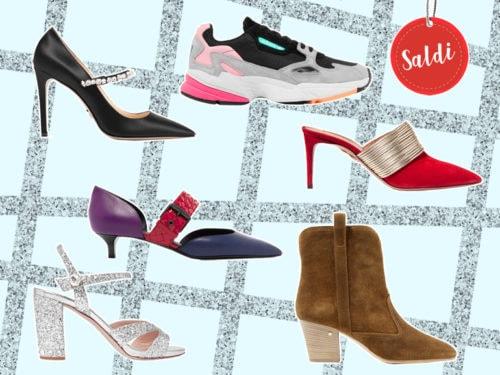 uk availability 71d15 71cee Le scarpe da comprare con i saldi online 2019: i modelli su ...