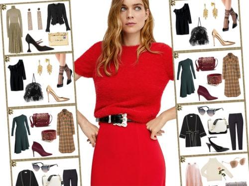 d94135842affdb Come vestirsi a Natale: ecco cosa indossare in 5 outfit per le feste 2018