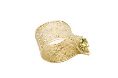 PIA-MARIANI-bracciale-cuff-con-berillo-verde