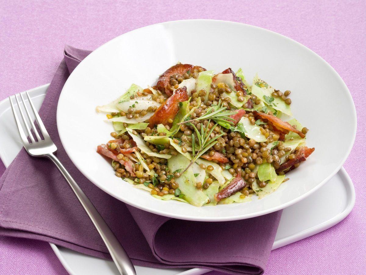 Padellata di lenticchie con verdure (1)