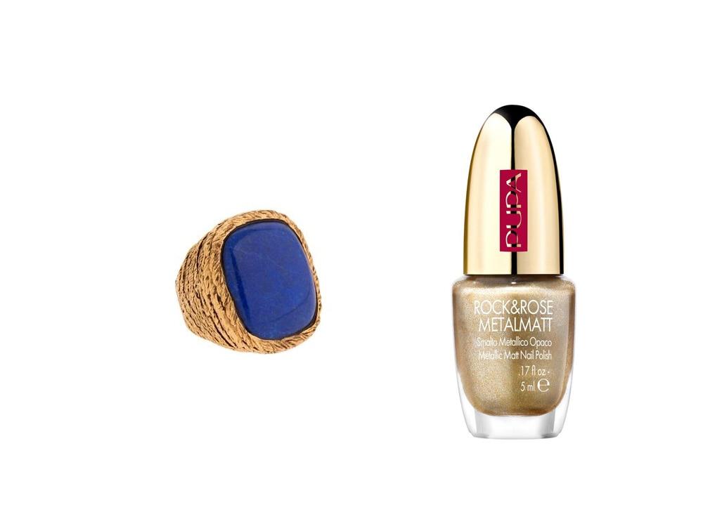 anello-blu-smalto-oro-opaco