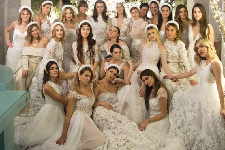 White Party: l'evento glamorous di Atelier Emé per celebrare le feste