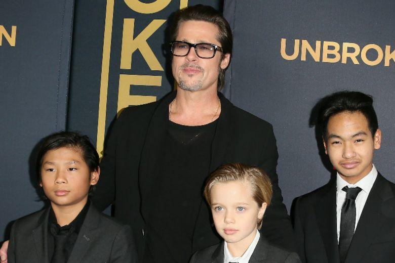 Brad Pitt non vede i figli da più di due anni? Ecco come stanno davvero le cose
