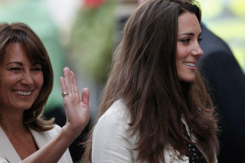 La mamma di Kate Middleton ha rilasciato la sua prima intervista: ecco cosa ha raccontato della Royal Family