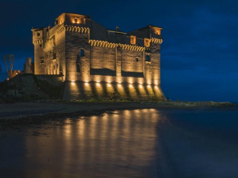 castello di babbo natale