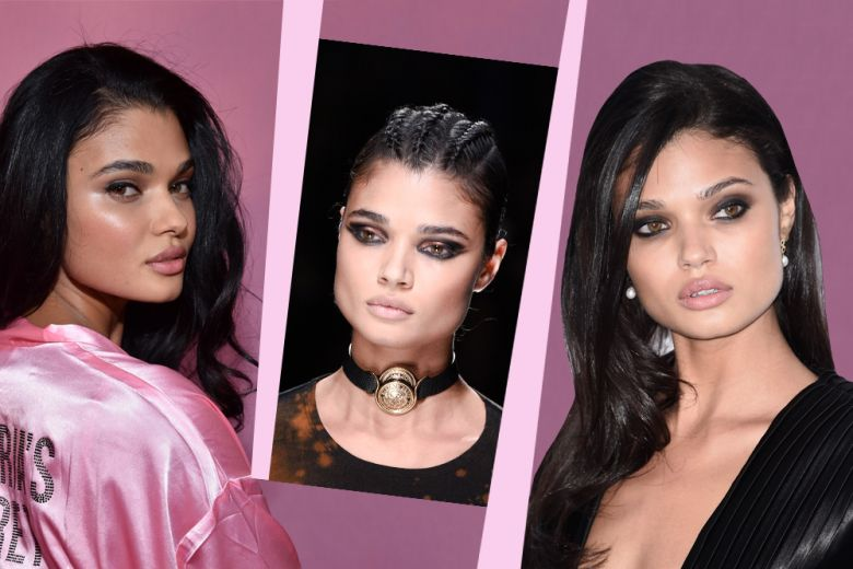 Daniela Braga beauty look: i make up dalla modella di Victoria's Secret