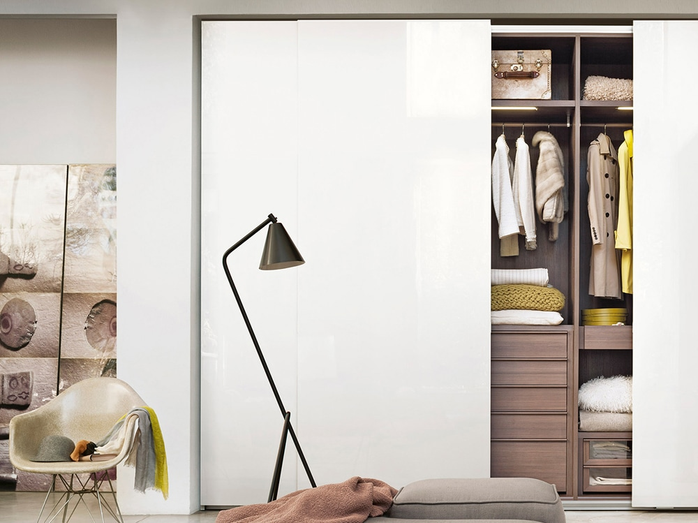 Armadio A Muro Design.Armadio A Muro 10 Idee Adatte A Ogni Spazio