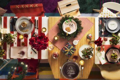 Come decorare la tavola a Natale: ci pensano i workshop IKEA