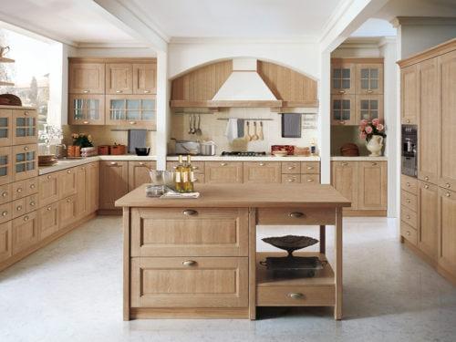 Cucine rustiche: 8 esempi bellissimi che vi faranno innamorare