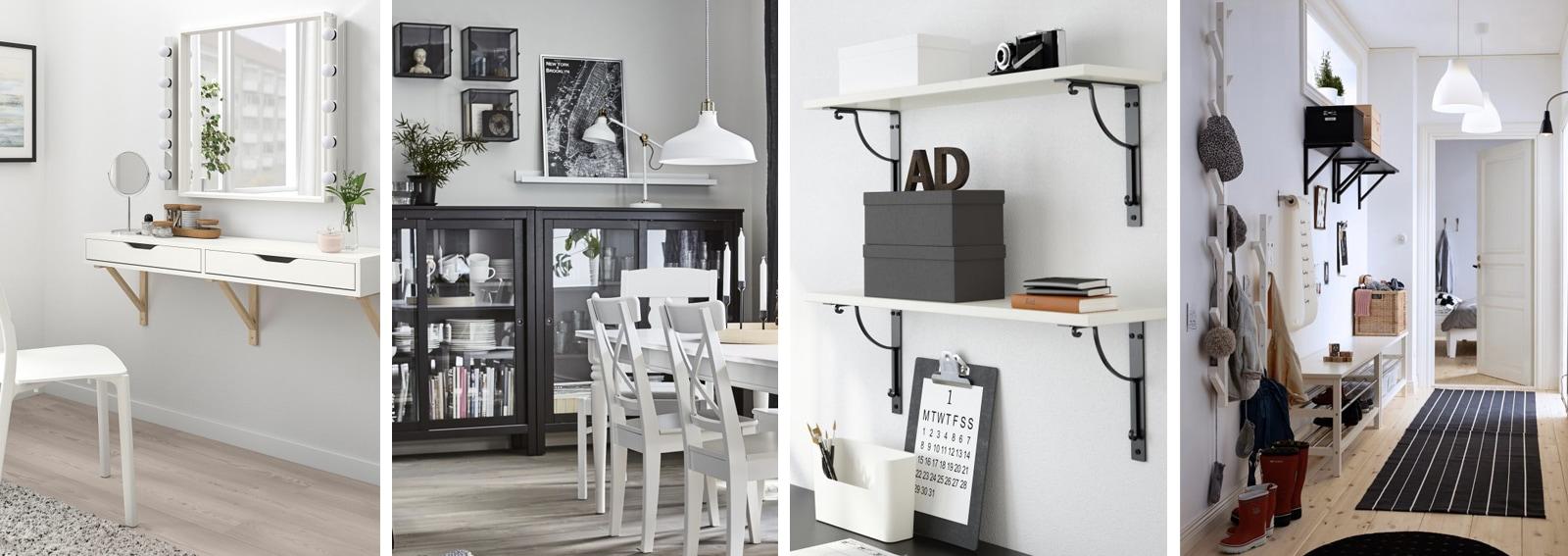 Mensole Ikea 8 Modelli Ideali Per Decorare La Casa Da Comprare Subito