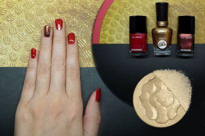 Nail art natalizia: il tutorial by Non solo Kawaii