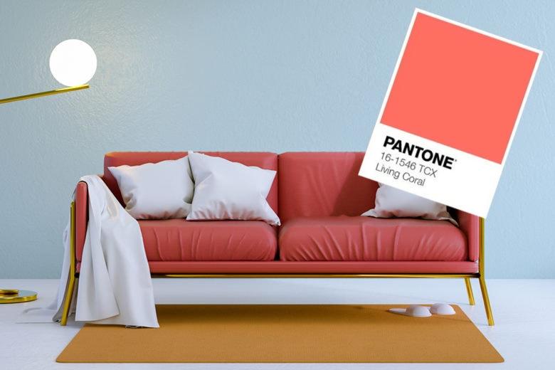 Living Coral: come arredare casa con il colore Pantone 2019