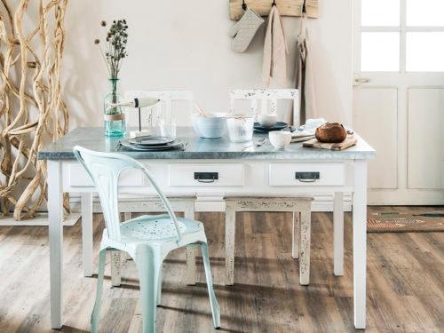 Sala Da Pranzo Shabby Chic : Come arredare la sala da pranzo in stile shabby chic