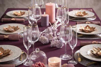 Maisons du Monde: le idee per la tavola delle feste