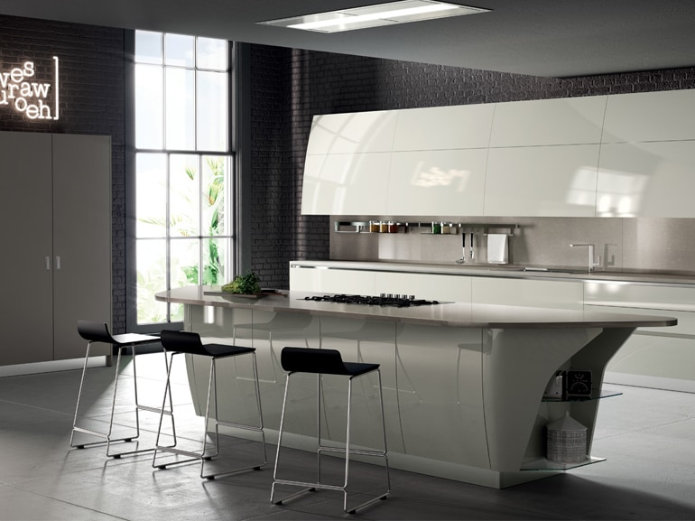 Cucine scavolini: i modelli più belli per una casa moderna grazia.it