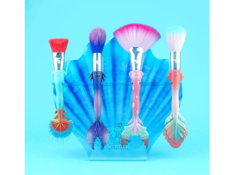 I set di pennelli più originali per un make up fatato