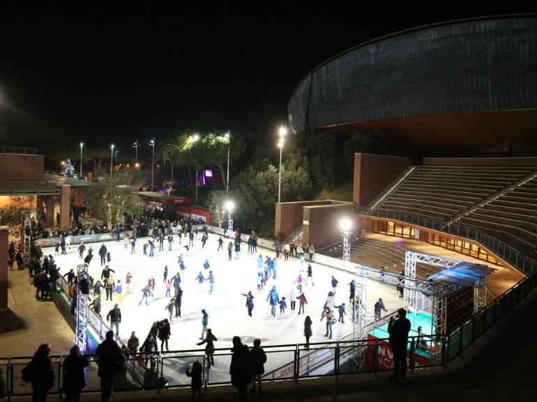 ice park inverno