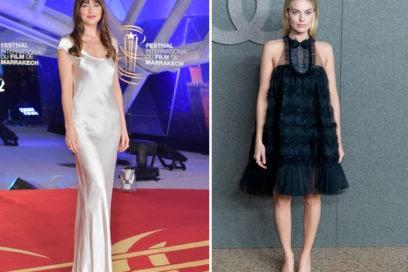 Dakota Johnson, Kate Middleton e le altre star meglio vestite della settimana
