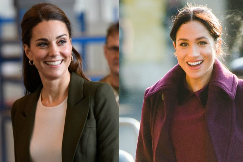 Chi spende di più in vestiti, Kate Middleton o Meghan Markle?