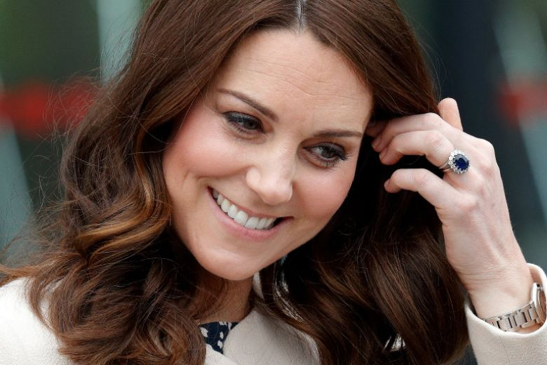 L'anello di fidanzamento di Kate Middleton apparteneva in passato al principe Harry