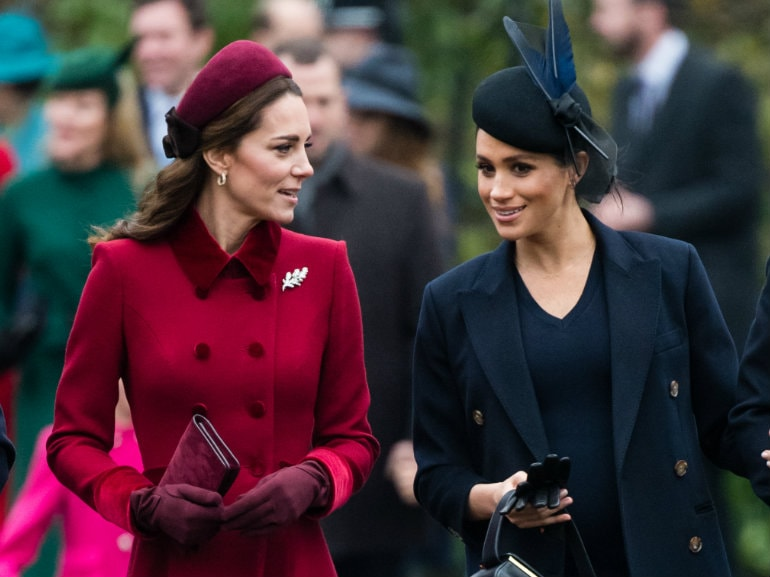 Meghan Markle e il privilegio concessole mai accordato a Kate Middleton