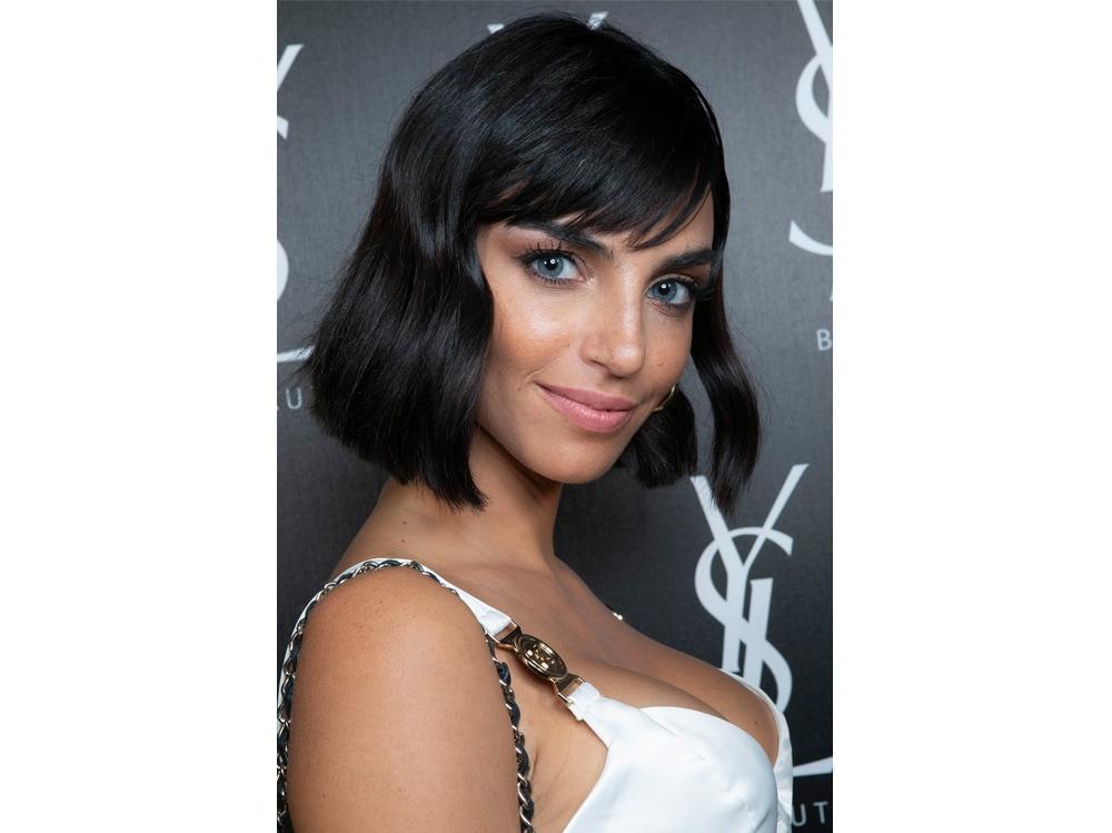 nicole mazzocato copia il look make up beauty stile capelli (1)